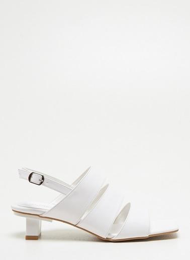 F By Fabrika Kadın Beyaz Ayakkabı REGULUS Beyaz
